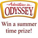 Win a Prize from Adventure in Odyssey!