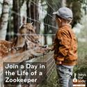 Be a Zookeeper: What's A Day Like?