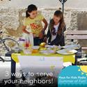 13 Ways to Serve Your Neighbors!