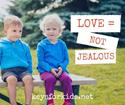 Love Does Not Envy - Love Does Giveaway!