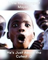 He's the Youngest Mayor Ever!