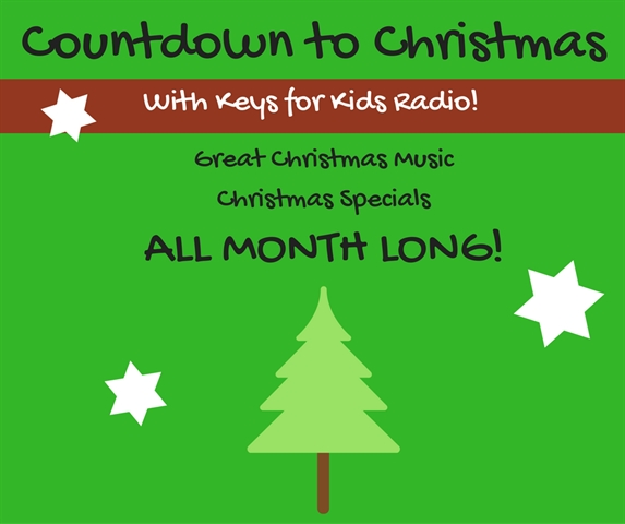 Countdown to Christmas With Us!