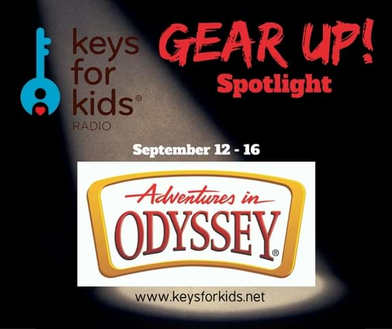GEAR UP Spotlight! Odyssey!