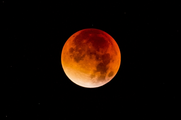 Did You see the Super Blue Blood Moon?