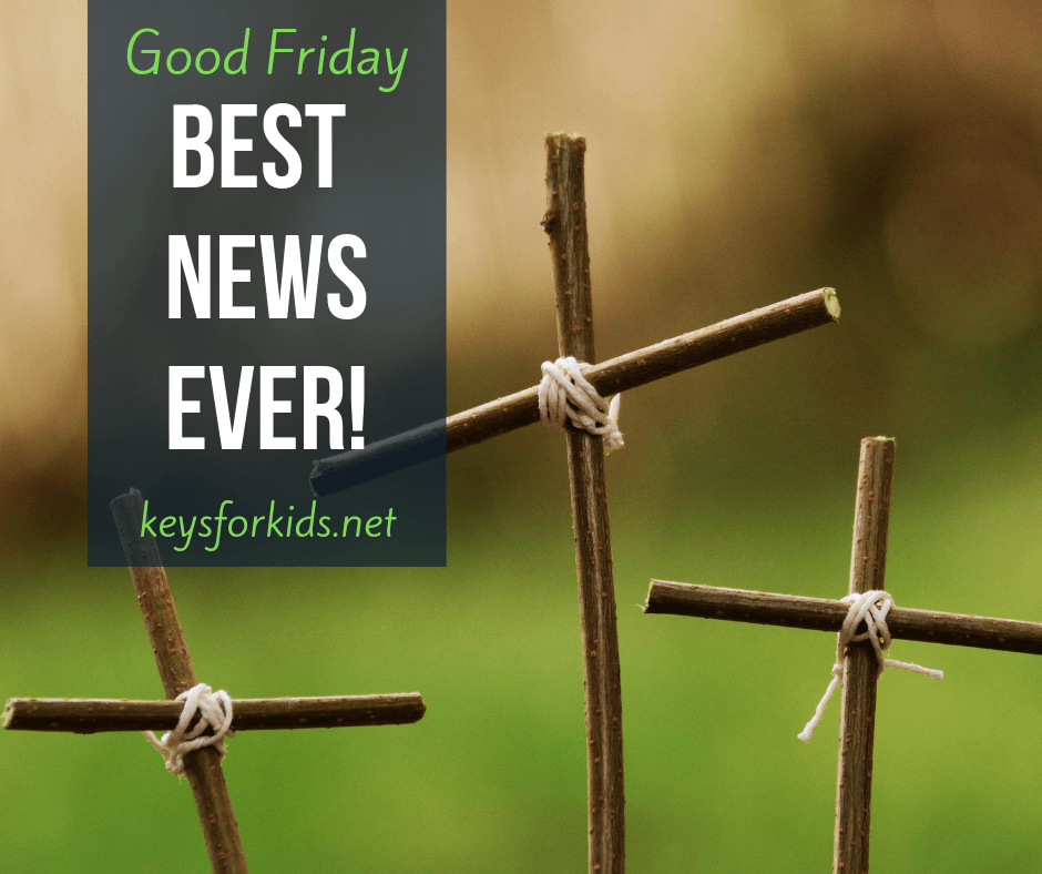 The Not-So-Good Friday? Best News Ever on Keys for Kids Radio!