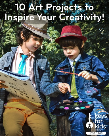 10 Art Project Ideas to Inspire Your Creativity!