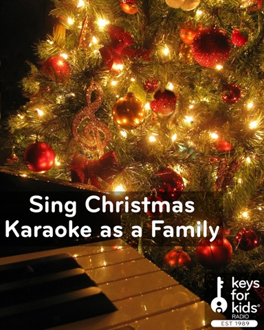 Merry Christmas Singing!