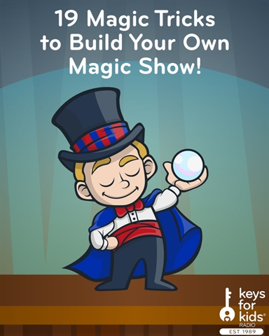 DIY Your Own Magic Tricks!