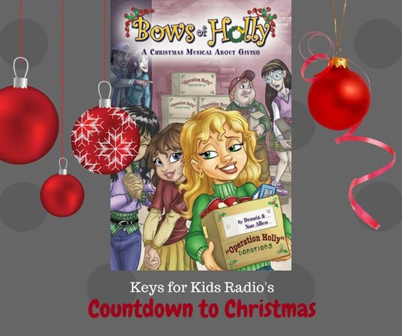 Bows of Holly Airing Today!