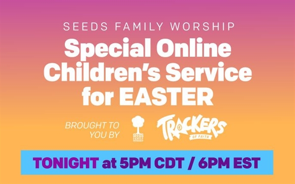 Seeds Easter Children's Service