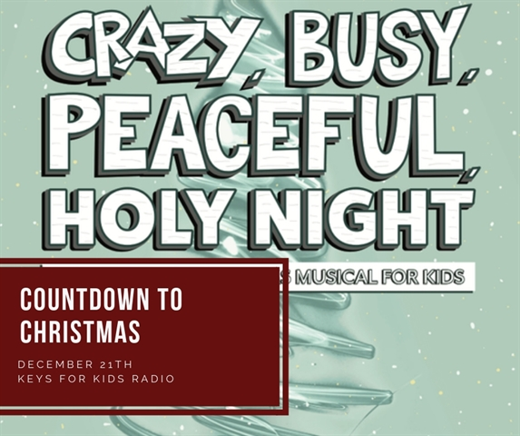 Crazy, Busy Peaceful Night - NEW!