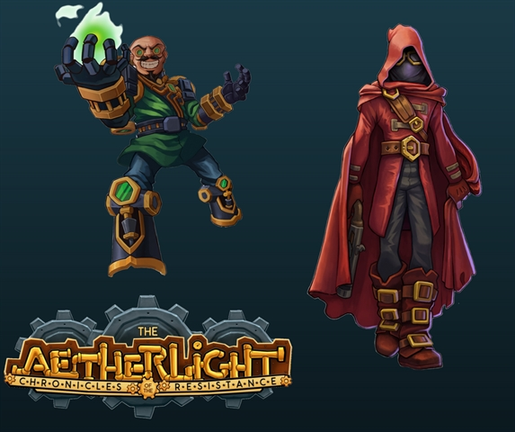 Check out the Aetherlight game