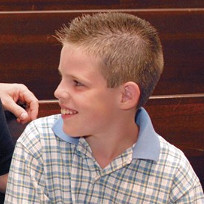 10-Year-Old Alex Helps Two People Through Prayer