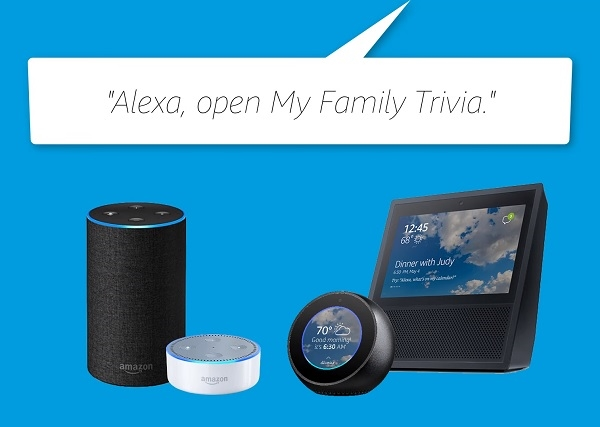 Build Your Own Amazon Alexa Skill