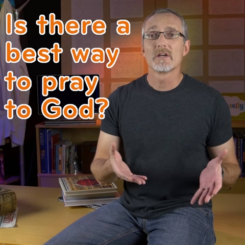 Is There a Right Way to Talk to God?