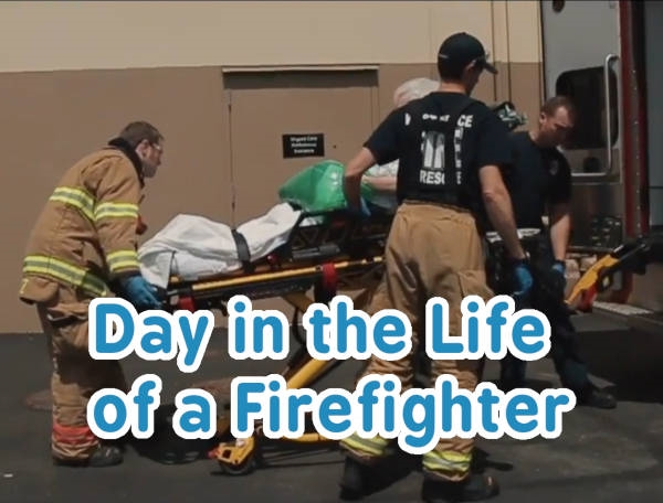 A Day in the Life of a Firefighter