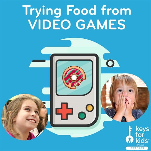 Trying FOOD from VIDEO GAMES