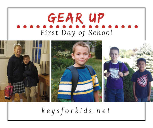 Gear Up: These Kids Are Excited for Back to School!