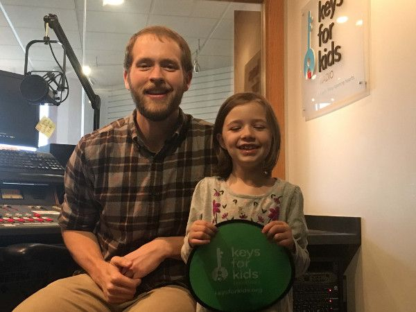 7-Year-Old Gracie Goes On the Air!