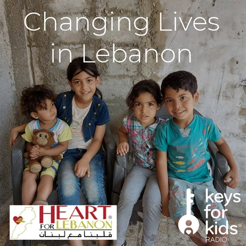 Changing Lives in Lebanon - Heart for Lebanon