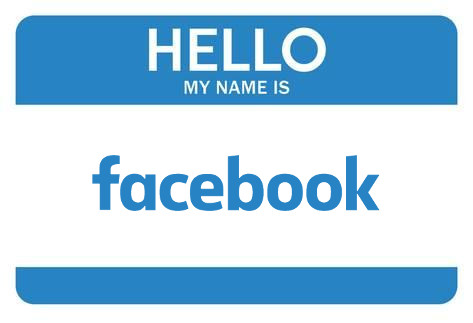 Hello, My Name Is Facebook