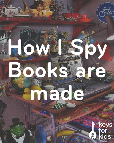 I Spy Books: How They Get Made