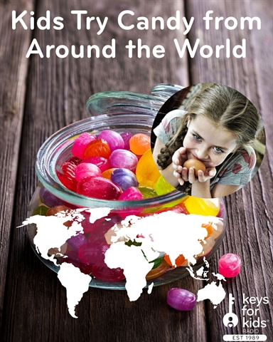 Trying Candy From Around the WORLD
