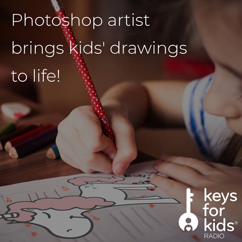 Kids Drawings Brought To Life!
