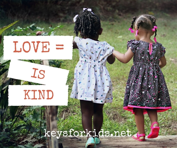 Love is Kind - Love Does Giveaway!