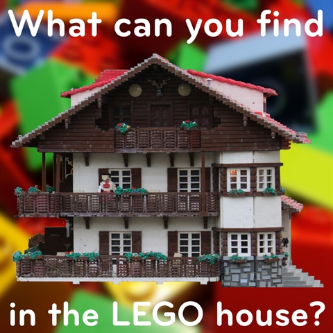 Explore the House of LEGO in Denmark!