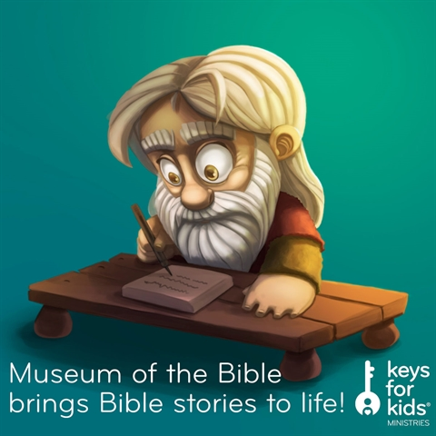 Bible Stories from Museum of the Bible!