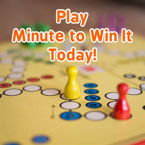Play Minute to Win It Today!
