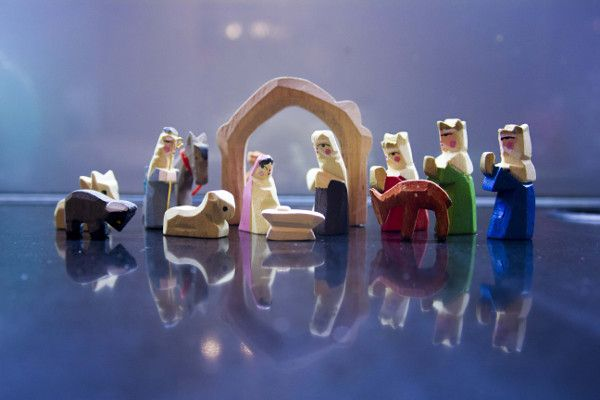 Coolest Nativity