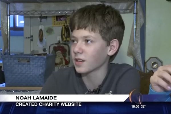 12-Year-Old Grandson Saves His Grandma's House!