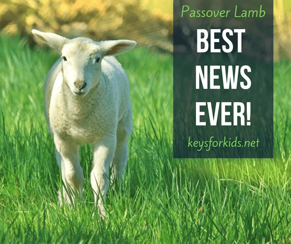 The Easter Connection to Passover - Best News Ever on Keys for Kids Radio