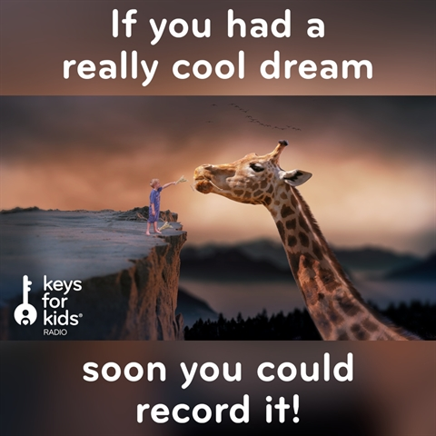 Record Your DREAMS, Don't FORGET Them!