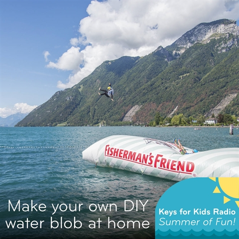 Make Your Own DIY Water Blob!