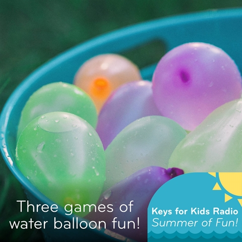 Water Balloon Fun!