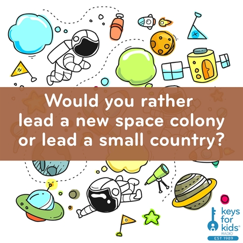 Start a SPACE Colony or Lead a COUNTRY?