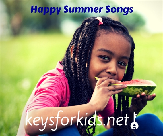 Happy Summer Songs!