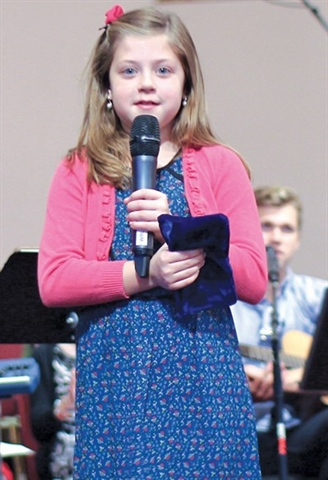 Third Grader Raises Money for Disaster Relief