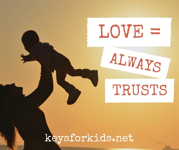 Love Always Trusts - Love Does Giveaway!