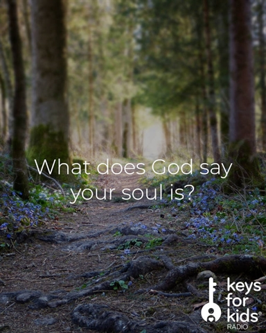 "Is your ""soul"" a ghost?"