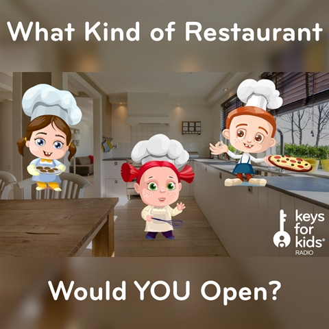 What Kind of Restaurant Would YOU Open?