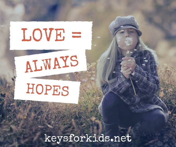 Love Always Hopes - Love Does Giveaway!