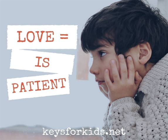 Love Is Patient - Love Does